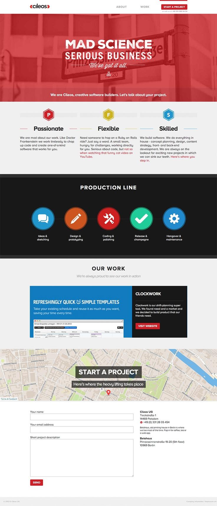 55 best Web Design | Minimal images on Pinterest | Website designs ...