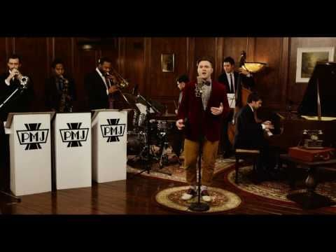 Mr. Brightside - 1940s Frank Sinatra Style The Killers Cover ft. Blake L...