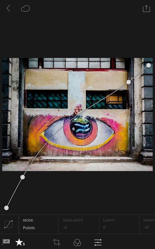 Shoot raw images on your phone with Adobe Lightroom 2.0.