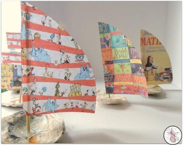 Roald Dahl's Matilda Activities - Sailing Books - Diary of a First Child