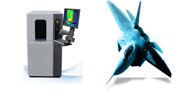 How 3D laser scanner works for #Aerospace #Investment #Castings?