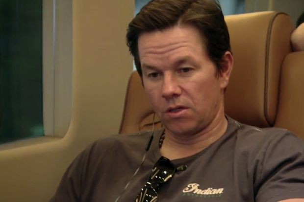 WATCH: Mark Wahlberg Gets Tough With His Family on 'Wahlburgers'
