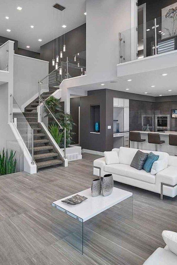 20 Modern Contemporary Living Room Ideas 2021 In 2020 Luxury Modern Homes Modern House Design Dream House Interior
