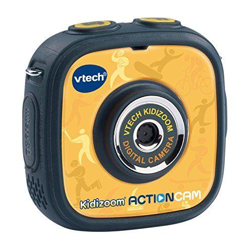 Vtech – 170705 – Appareil Photo Numérique – Kidizoom Action Cam: La première caméra tout-terrain des juniors ! Idéale pour immortaliser ses…