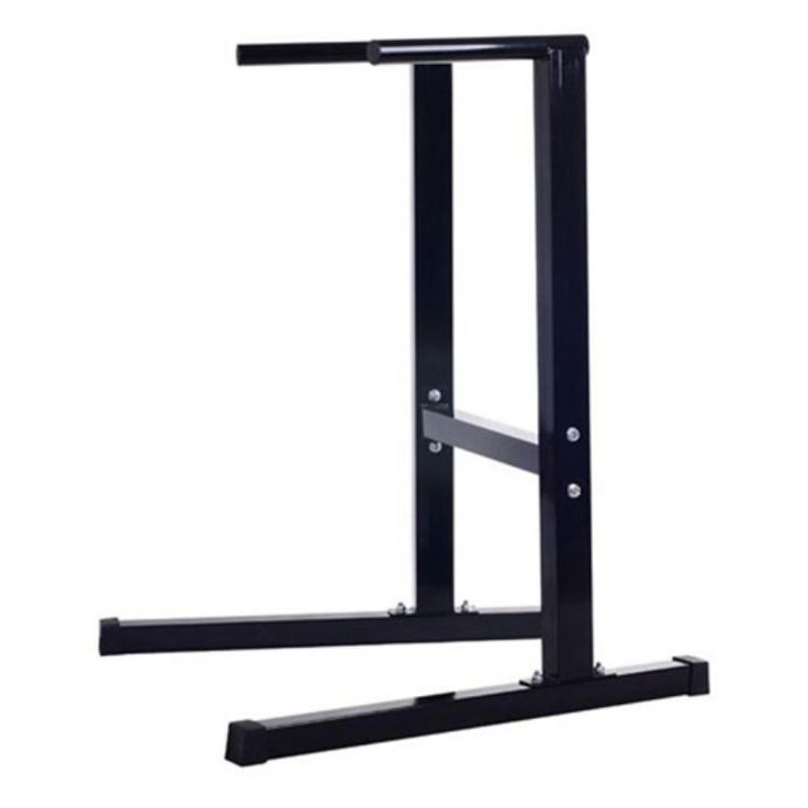 Soozier Dip Stand Parallel Bar Home Gym Dip Station - B1-0048