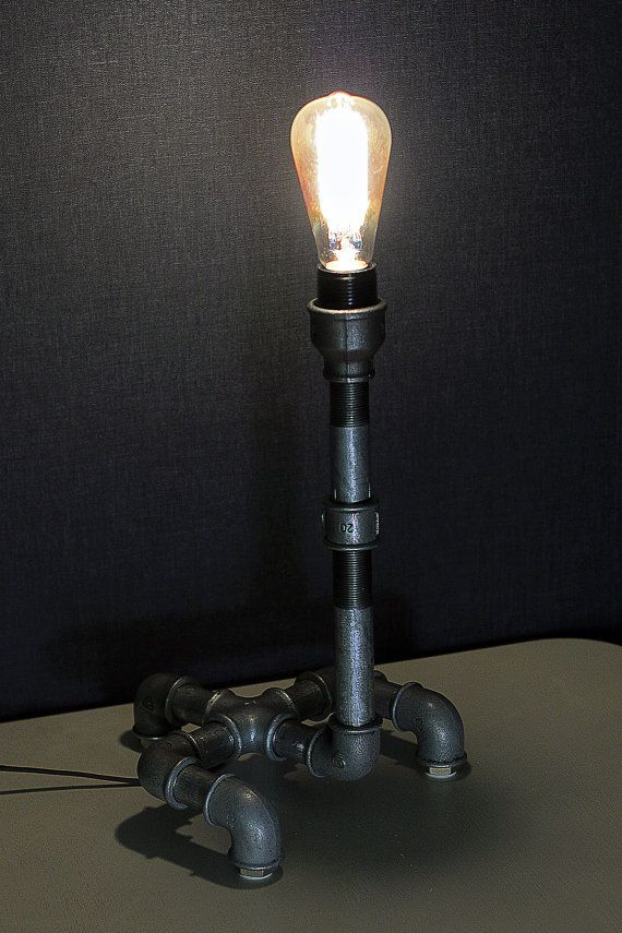 Лампа из труб в стиле лофт von Pipelamp auf Etsy