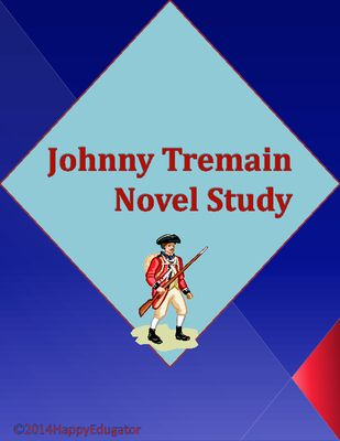 34 best johnny tremain images on pinterest american history us johnny tremain novel study from happyedugator on teachersnotebook 11 pages fandeluxe Choice Image