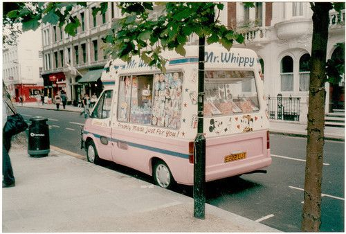 ...Whippy, Cream Trucks, Ice Cream Cars, Colors Dreams, Cream Vans, Sweetest Things, Icecream Cars, Lady Ribbons, Bakeries Trucks Trail