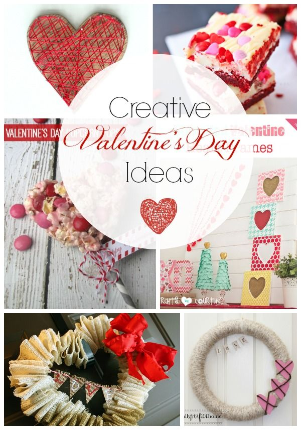 Creative Valentines Day Ideas
