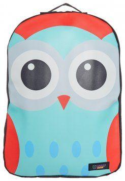 Urban Junk - OWLY - Reppu - blue