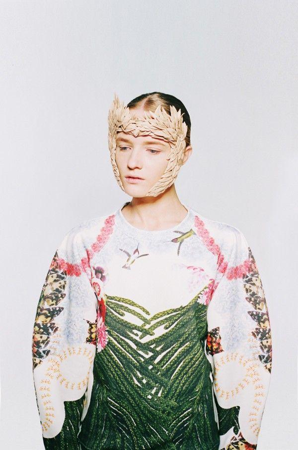Masha Reva x Syndicate Botanical Layers Collaboration   Trendland: Fashion Blog & Trend Magazine