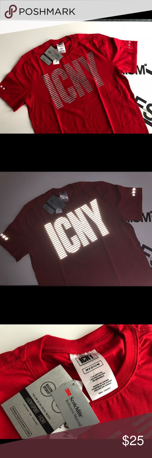 514 Best My Posh Closet Images On Pinterest Grips Men Baseline Tee Shirt Red Mens Icny 3m Reflective Logo T Pacsun