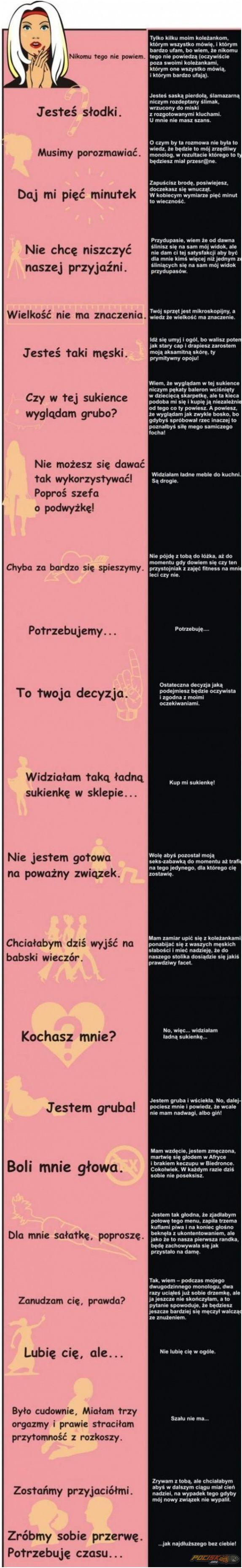 translator kobiecy