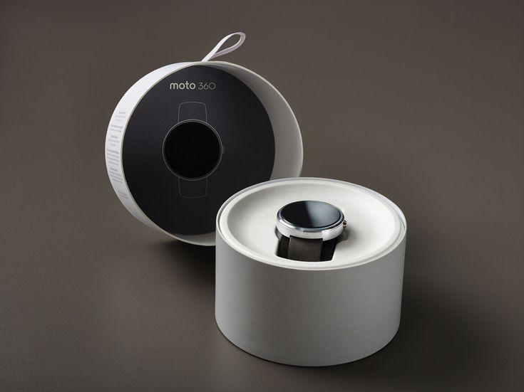 Moto 360 Packaging