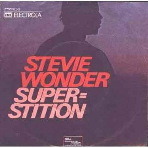 """Stevie Wonder, """"Superstition"""""""