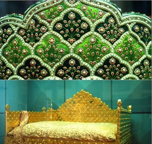 Sultan I. Murat Tahtı ve Altın Taht