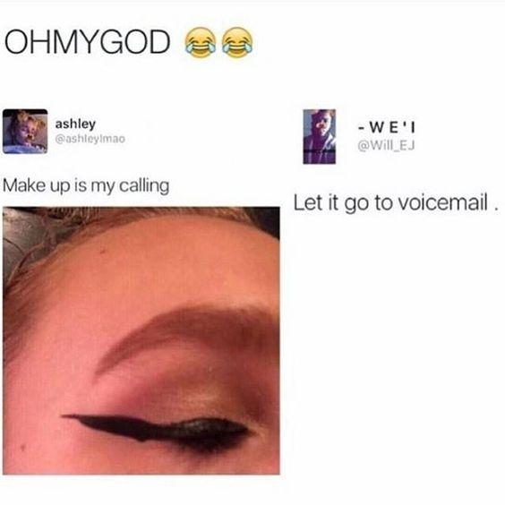 Top 24 Makeup Memes