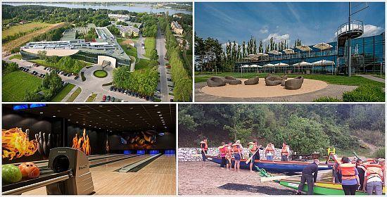 Hotel Warszawianka konferencje integracja atrakcje szkolenia Serock woj. mazowieckie http://www.konferencje.pl/artykuly/art,766,16-obiektow-z-calej-polski-idealnych-na-sportowa-integracje-po-konferencji.html