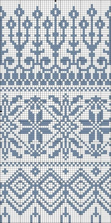 222 best Fair isle images on Pinterest | Knitting patterns ...