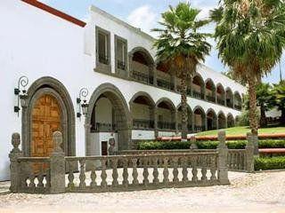 Hotel Hacienda La Venta.. Queretaro,Mexico