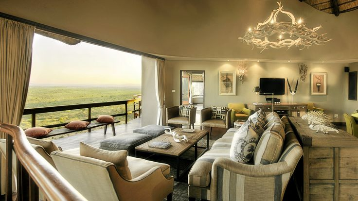 Ulusaba Cliff Lodge,Sabi Sands,South Africa!