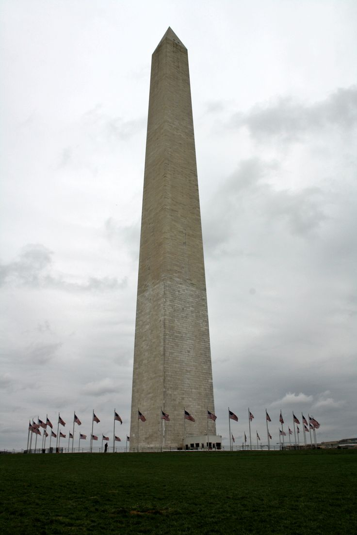 The Washington Monument - May 2012