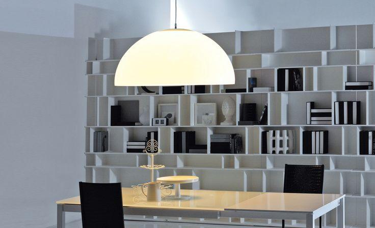 lamp _ cattelan italia _ cupolone