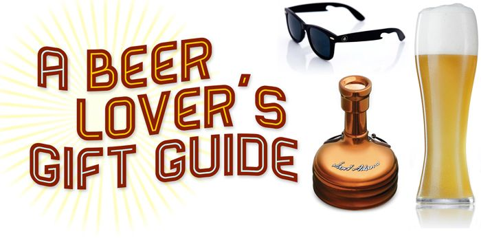 ALL ABOUT BEER magazine's 2013 Beer Gift Guide features West 280 iOpener!