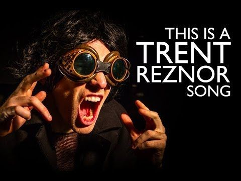 Official Video For 'This Is A Trent Reznor Song' Is A Parody of Trent Reznor's Music Videos