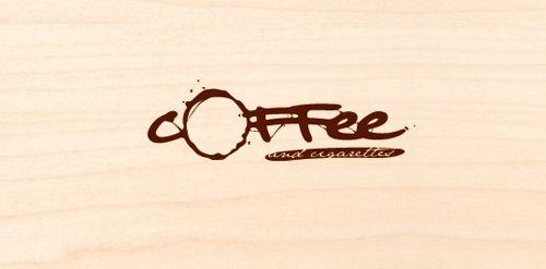 Coffee Logo, repinned by BroCoLoco.com
