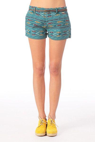 Short Aztèque Multico / Print Pepe Jeans sur MonShowroom.com