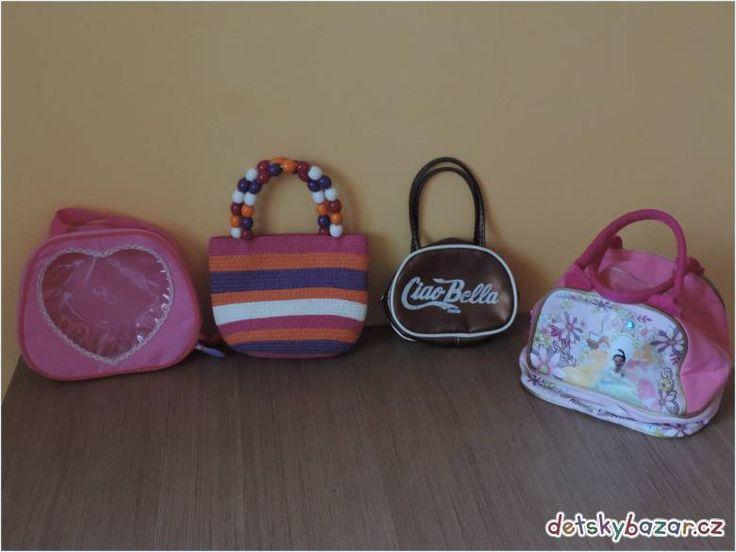 kabelky pro malé slečny z bazaru