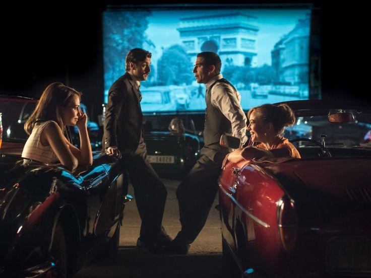 Mateo y Ana frente a Alberto y Clara