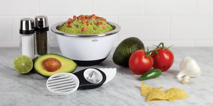 Praktischer 3-in-1 Avocado Schneider