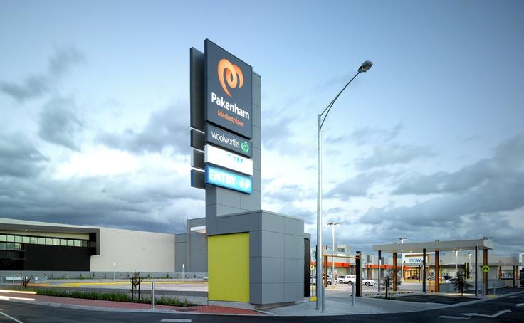 Projects | i2C. Pakenham Marketplace.