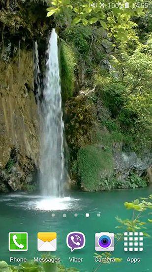 Téléchargement gratuit de Plitvice waterfalls pour Android.
