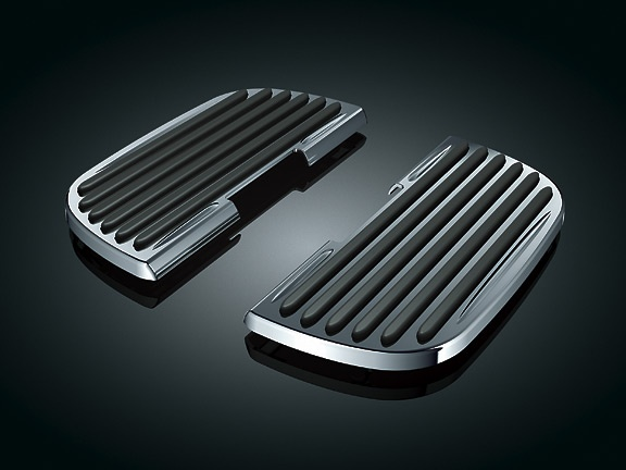 Member Reviews for Kuryakyn Floorboard Covers for Honda VTX1300/ 1800/ VT1300 Interstate Factory Floorboards | Action: reviews | For Model: 64
