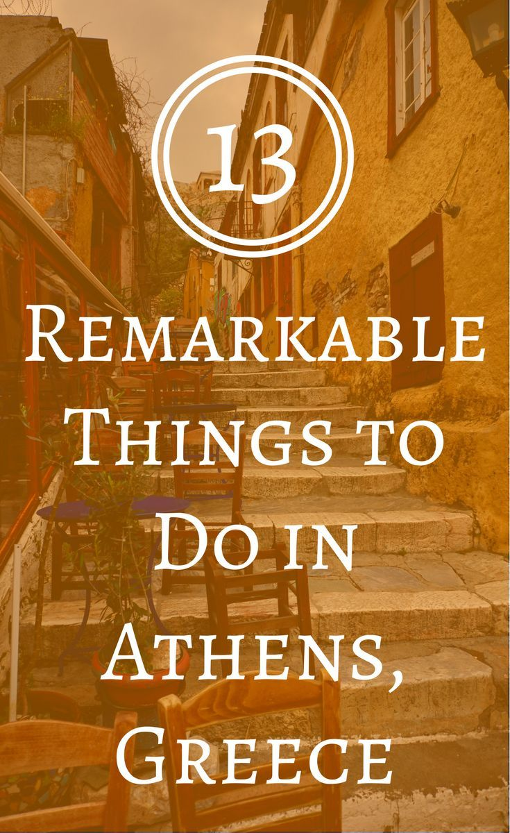 From history hunters to party seekers to foodies, Athens has something for everyone. Here are some ideas on things to do in Athens, Greece. • 13 Remarkable Things to Do in #Athens, #Greece | The Wanderful Me