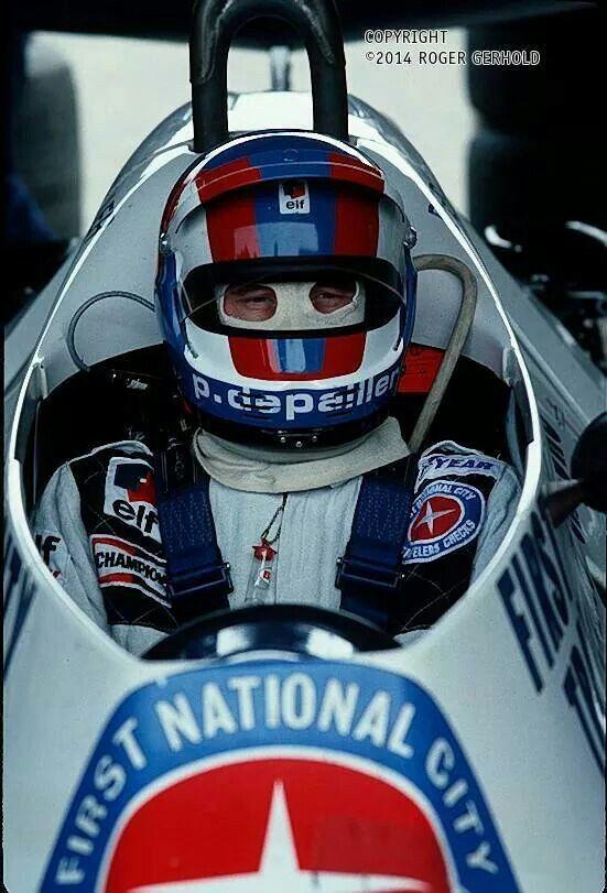 Patrick Depailler @ Monaco 1978
