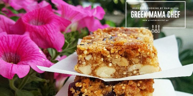 Η βραβευμένη food blogger(ΒΗΜΑ GOURMET FOOD BLOG AWARDS Βραβείο Κοινού BEST COOKING IN ENGLISH), Μαριαλένα Τερζή, μας συστήνεται ως Greek Mama Chef και μέσα από το blog και τη σελίδα της στο facebook μας προτείνει