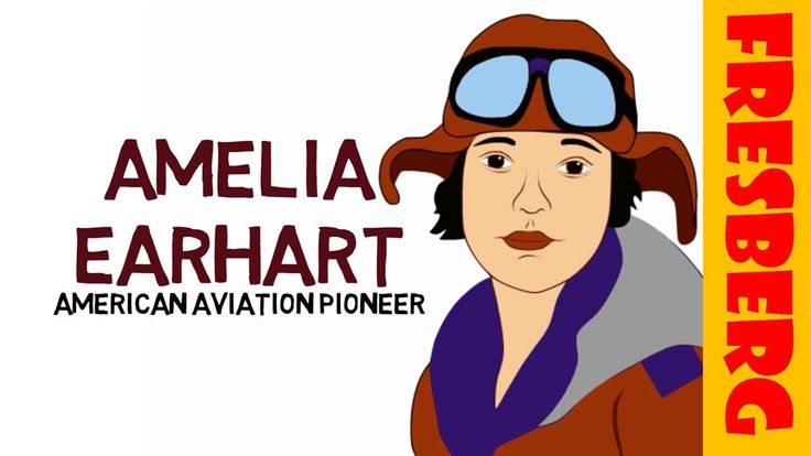 amelia earhart essay for kids What are some good questions to ask on a research report about amelia earhart's life  did she have kids.