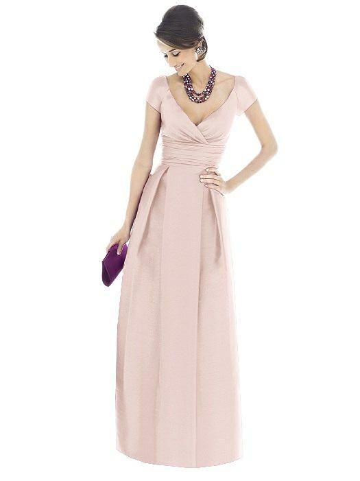 Alfred Sung Bridesmaid Dress D501 http://www.dessy.com/dresses/bridesmaid/d501/
