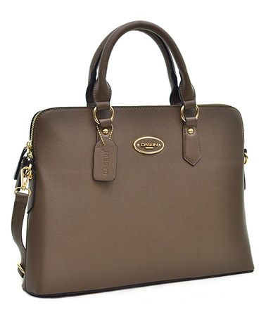 This Coffee Padran Briefcase is perfect! #zulilyfinds
