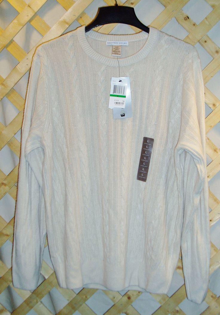 Geoffrey Beene Sweater for Men