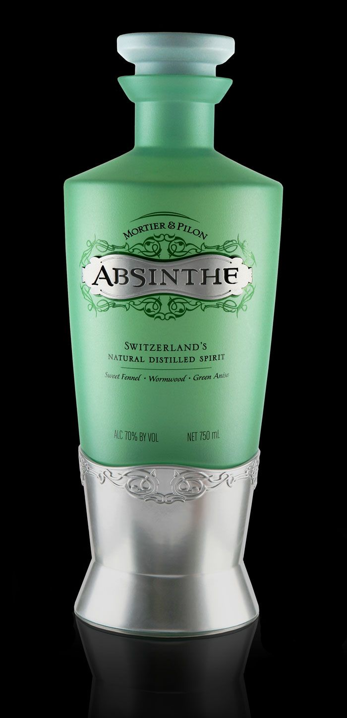 Absinthe (a liqueur made with fennel as one of it's flavoring herbs for a licorice taste)