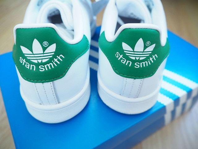 A'la Annn: My new spring/ summer kicks:  Adidas Stan Smith