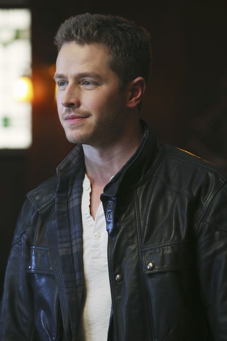 Josh Dallas as David Nolan (Prince Charming) mid season finale