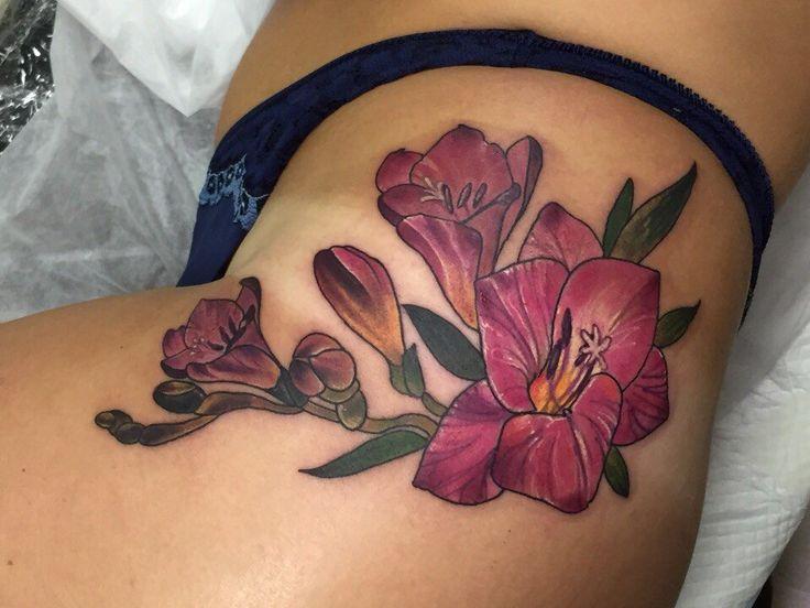 Flower tattoo on pussy girls hot photos