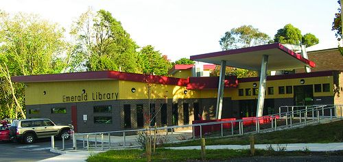 Emerald Library May 07 by Casey-Cardinia Library Corporation, via Flickr