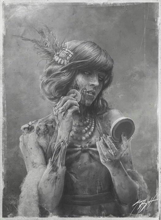Zombie Vintage 90